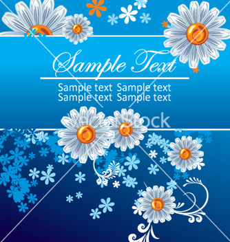 Free floral page vector - Free vector #269467