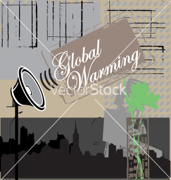 Free global warning vector - Free vector #269627