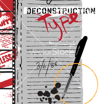 Free deconstruction vector - vector #269717 gratis