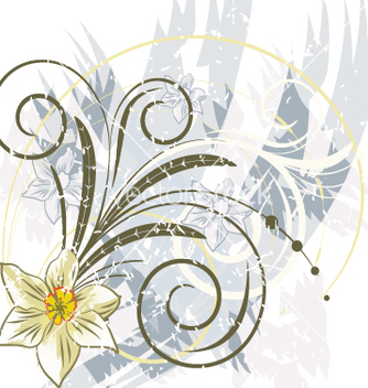 Free flowers vector - Free vector #270057