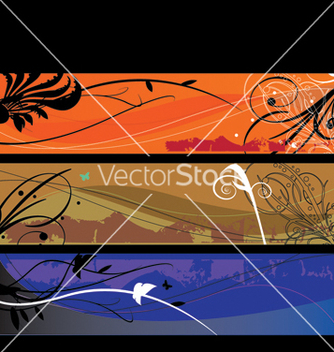 Free landscape layers vector - бесплатный vector #270287