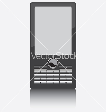 Free cell phone vector - Free vector #270307