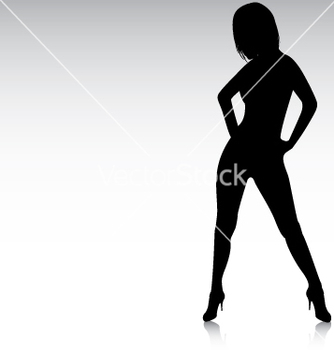 Free sexy silhouette hands on hips vector - бесплатный vector #270457
