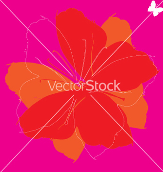 Free butterfly effect vector - vector gratuit #270517