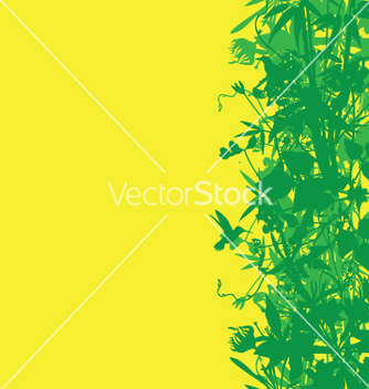 Free tropical flowers vector - vector gratuit #271017