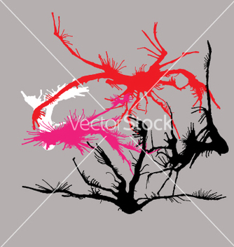 Free ink monsters vector - Free vector #271227