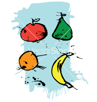 Free fruit vector - бесплатный vector #271247