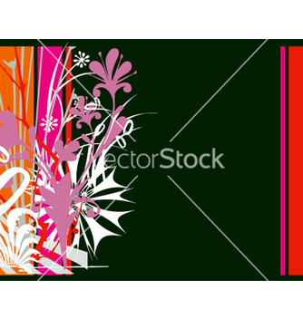Free summer nights background vector - бесплатный vector #271437