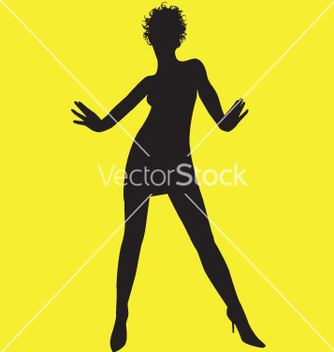 Free dance pose vector - бесплатный vector #271457