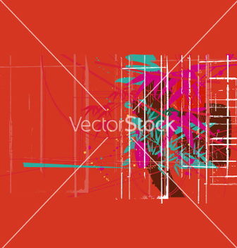 Free bamboo pattern vector - Free vector #271527