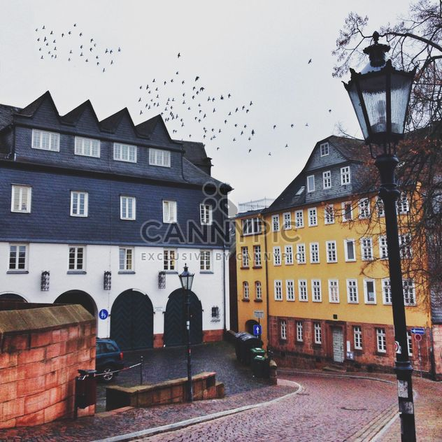 Colorful architecture of Marburg, Germany - Free image #271677