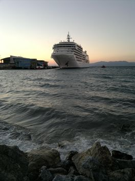 Cruise ship - image #271777 gratis