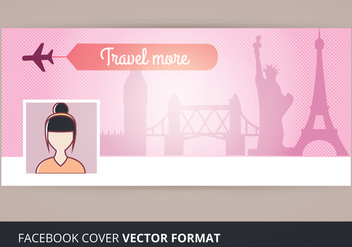 Vector Facebook Cover - бесплатный vector #273237