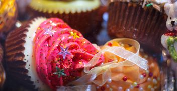 Decorated cupcakes - Kostenloses image #273847