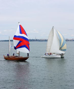 Regatta on the Black Sea - Free image #273937