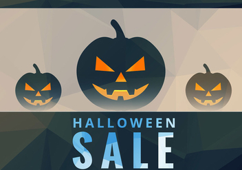 Halloween vector sale - бесплатный vector #274097