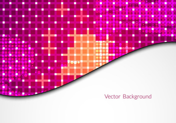 Free Vector Mosaic Background - Free vector #274207
