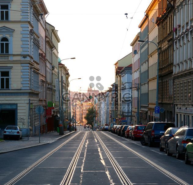 Street of Prague - image gratuit #274887