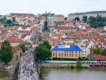 Bridge in Prague - image #274907 gratis