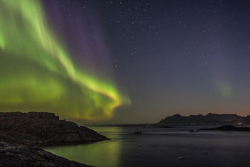 Northen Lights (Aurora Borealis) - image #276337 gratis