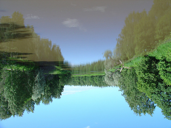 A reflection, you say? - image gratuit #276757