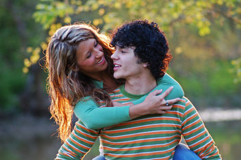 Young love - image #277657 gratis