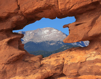 Pikes Peak Mountain - image #277997 gratis