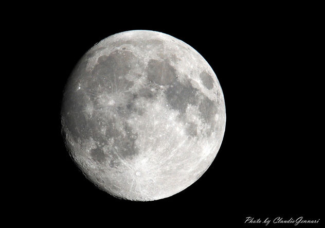 The moon... - Free image #280377