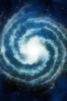iPhone Background - Spiral Galaxy - image #284837 gratis