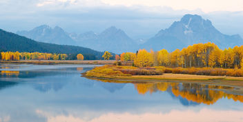 jackson Hole, October 2010 - image gratuit #284997