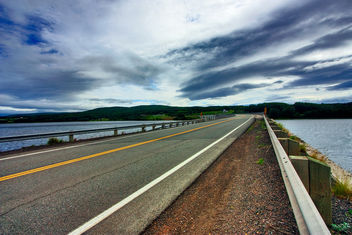 Cabot Trail Scenic Route - HDR - Free image #286747