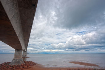 Confederation Bridge - HDR - Free image #286947