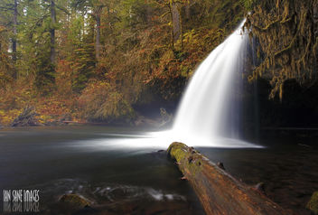 Upper Butte Creek Falls - image gratuit #287197