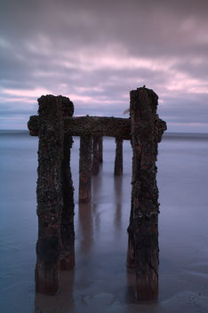 Cambois Staithes - бесплатный image #287417