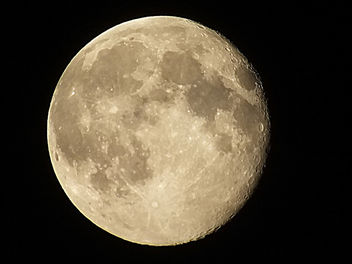 Supermoon! - Free image #288557