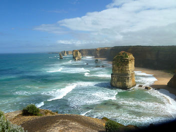 The Twelve Apostles - image gratuit #289467