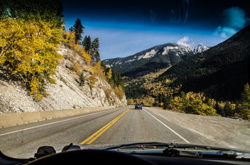 Mountain Drive - Free image #290037