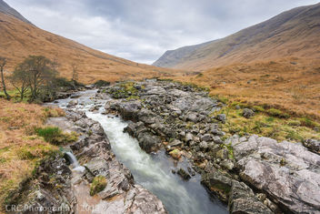 River Etive - Kostenloses image #290187