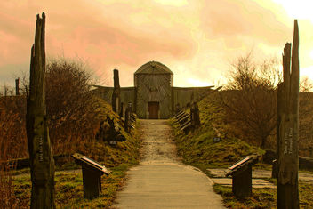 Harrier Hide, Martin Mere. Burscough, Lancashire, UK - image gratuit #290567