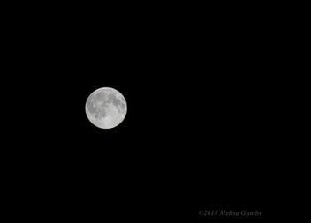 The Moon - image gratuit #292387