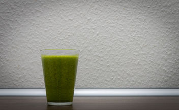 the raw food III (green smoothie) - Free image #292677