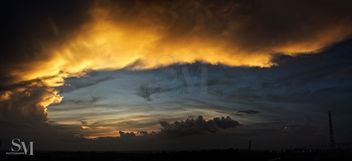 Golden Clouds - image #293147 gratis