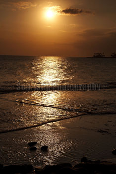 Golden Hour At Senggigi Beach, Lombok(DSC7388) - Free image #293497