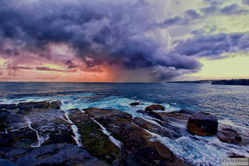 Bondi Red Dawn - image gratuit #293647
