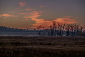Sunrise Over Horicon Marsh - Free image #294507