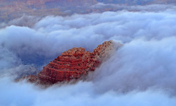 Grand Canyon National Park: 2014 Total Inversion 0136 - Kostenloses image #295307