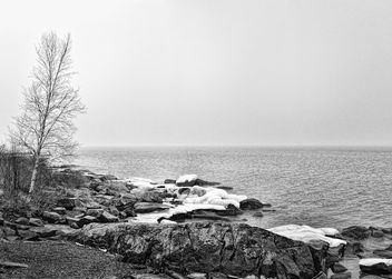 Winter Shore - image #295327 gratis