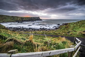 The Giant's Causeway, Co. Antrim, Northern Ireland - бесплатный image #295627