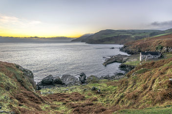 The house in Torr Head, Northern Ireland - Free image #295847