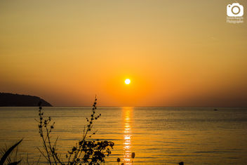Special Sunset at Giannella ! - Free image #296087